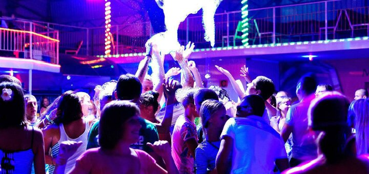 гребной ночной клуб