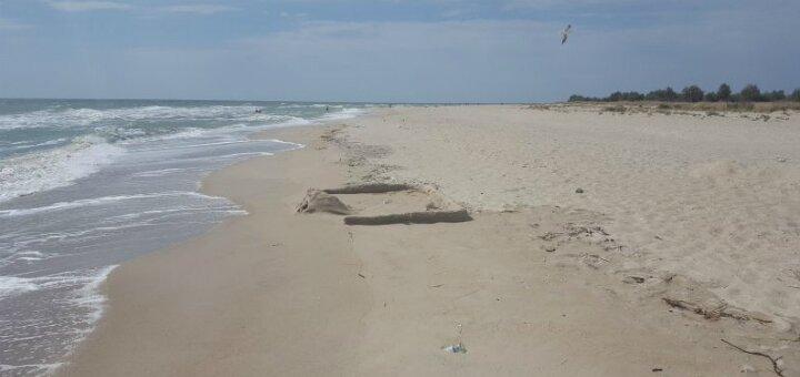 Нудиский пляж в бердянске фото