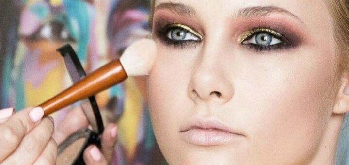 Школа макияжа ларисы лариной работа нижний новгород модель