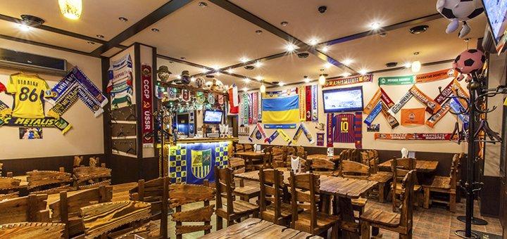 OVERTIME (ОВЕРТАЙМ) - Кафе-бар в Харькове на Pokupon.ua