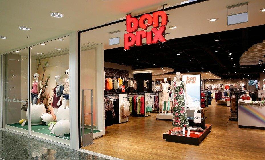 b7e0a248a3b22 Одежда в магазине одежды «BonPrix» со скидкой