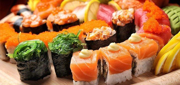 Немного о приготовлении суши