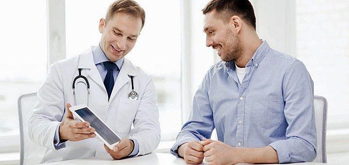 Полный урологический комплекс обследований в медицинском центре «Daily Medical»