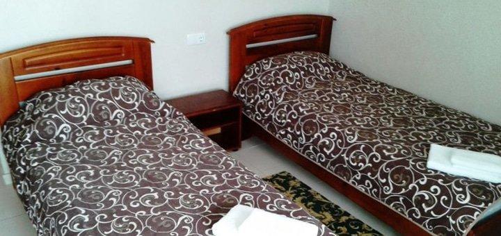 От 3 до 11 дней отдыха в комфортабельном отеле «Дельфин» 3* в Коблево на берегу Черного моря!
