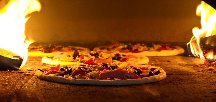 Відкриття нової піцерії! Знижка на все меню піц від мережі піцерій на дровах «Чао Белла» у Львові!