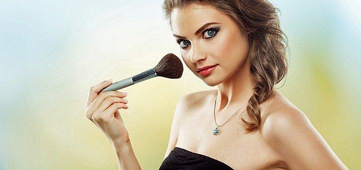 """Будь королевой праздника! Профессиональный вечерний, праздничный или свадебный макияж в салоне красоты """"Кураж""""!"""