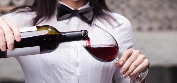 Профессиональный двухмесячный курс сомелье в International Wine Academy!