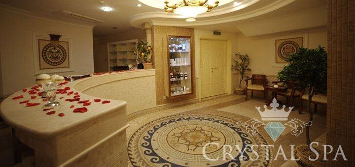 Вы побываете в раю! Тайский массаж всего тела, римские термы, джакузи и другое в лучшем Crystal SPA&Beauty Center!