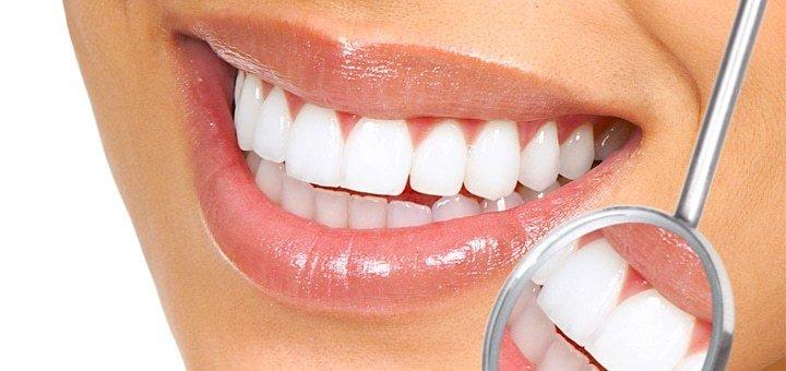 Ультразвуковая чистка зубов для одного или двоих в стоматологии «Нанодентис»