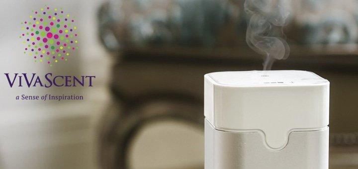 Скидка 10% на товары для ароматизации в интернет-магазине shop.vivascent.com.ua!