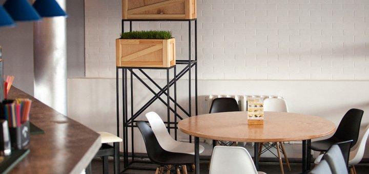 Ресторан на воде! Скидка 50% на все меню кухни, коктейли, чай и кофе в легендарном ресторане «Поплавок»!