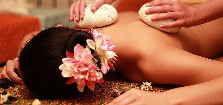 Тайская релакс спа-программа с аромамаслами для одного или для двоих в салоне «Твоя Студия»