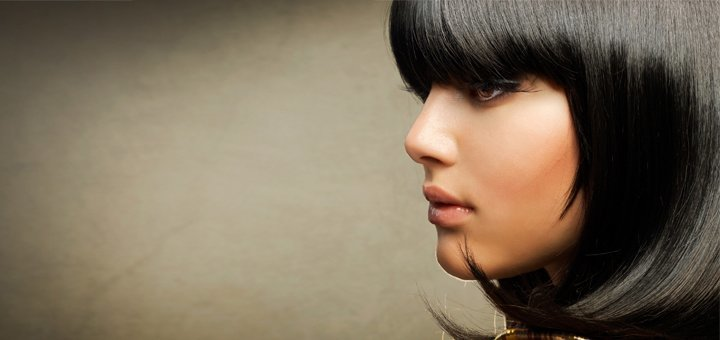 Мужские и женские модельные стрижки, полировка волос по всей длине в салоне красоты «Кураж»
