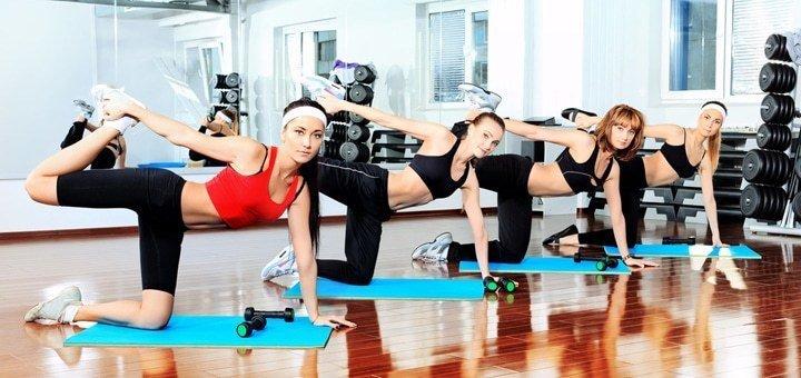 12, 24 или 36 занятий фитнесом, стретчинг-пилатесом, zumba, best-fit, йогой в фитнес-кулубе «ST Relax»!
