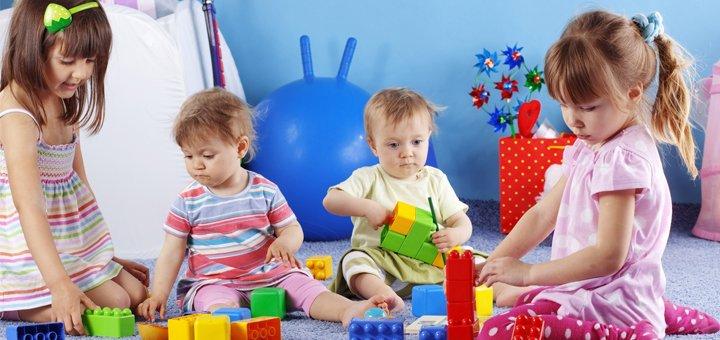 Посещение первого в Днепре коворкинга для родителей и детей «City Mums»