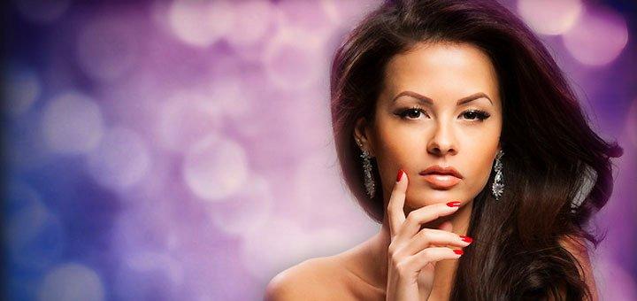 Индивидуальный макияж на выбор в кабинете красоты «SIMVOLIST»
