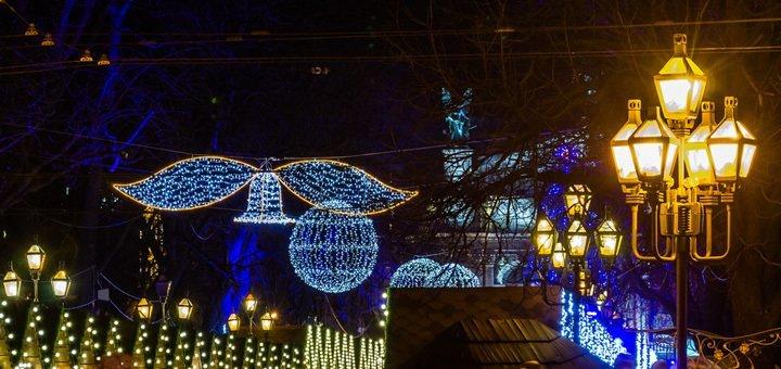 Празднично-развлекательный тур «Новогодняя забава!» от агентства путешествий «Річ Тур»!