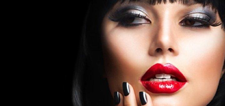 Скидка до 35% на увеличение губ, заполнение носогубных морщин, моделирования контуров лица в салоне «Marafet club»