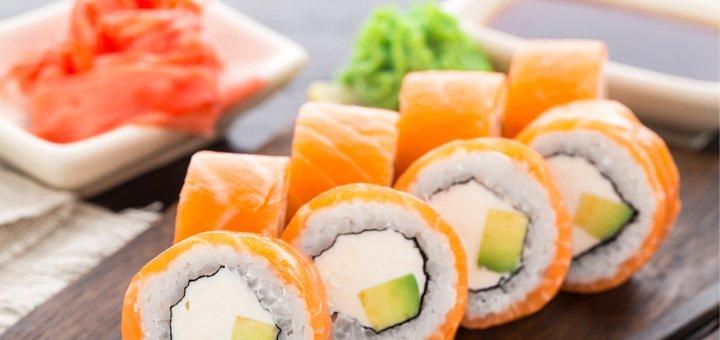 """Скидка на японскую кухню в кафе """"Диван""""!"""