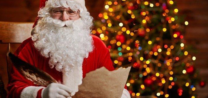 Именные новогодние видео-поздравления от Деда Мороза для вашего ребенка от компании «Подарок»!