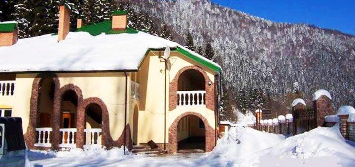 До 11 дней горнолыжного отдыха в Славском в комплексе отдыха «Натали»