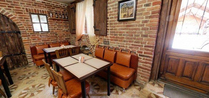 Знижка на все меню піц від мережі піцерій на дровах «Чао Белла» у Львові!