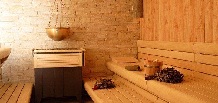 Восстанавливающие SPA-программы для лица и тела с солевой терапией и паром в спа-клубе «Леонардо»