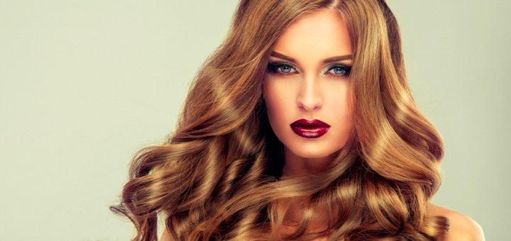 """Мужские и женские стрижки, окрашивание, полировка волос салоне красоты """"Chic&Charm""""!"""