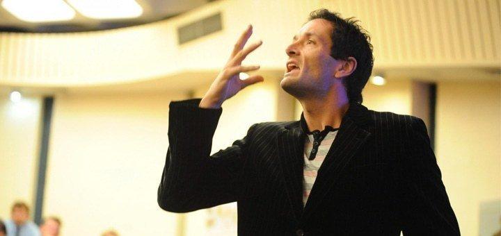 Полный курс ораторского искусства в школе иностранных языков «Sherlock's Insight»