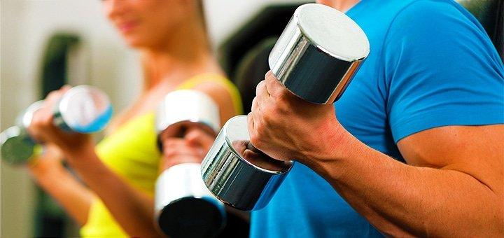 Безлимитные карты до 6 месяцев посещения тренажерного зала фитнес-клуба «Fizruk»