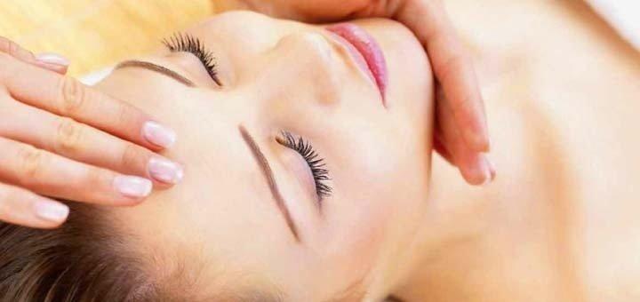 До 5 сеансов классического массажа лица, шеи и зоны декольте в Салоне аппаратной косметологии