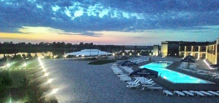 От 3 дней отдыха в комплексе «Остров River Club» в Новоселовке