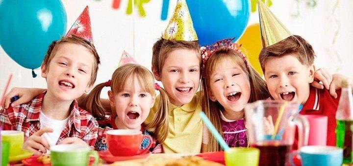 День рождения ребенка в центре развития и отдыха семьи «Ангелок»