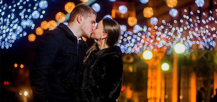 Зимняя сказка, семейная, детская, Love Story! Студийная или выездная фотосессия от фотографа Александра Благинина!