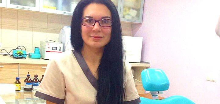 Ультразвуковая чистка зубов для одного или двоих в стоматологии «Посмішка 32»