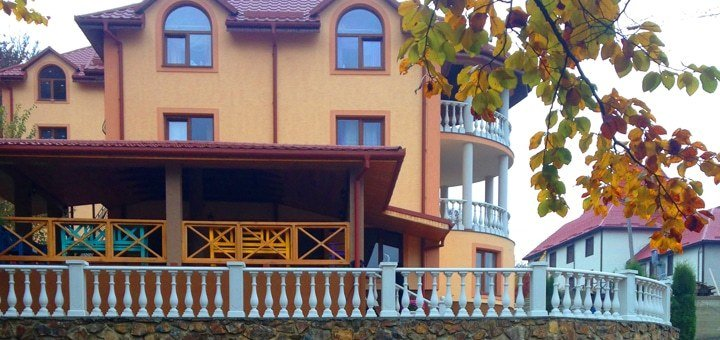 От 3 дней отдыха в отеле «Вилла Терраса» в Поляне