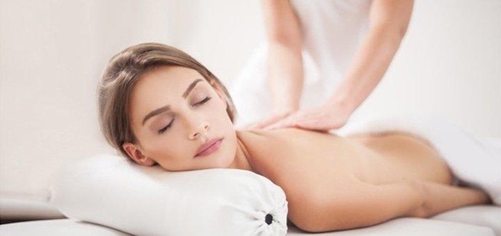 Скидка до 67% на сеансы массажа в «Кабинете массажа «Александра Решетило»