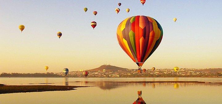Романтика, драйв и экстрим: полёт на воздушном шаре для одного, двоих или компании от КВО! До конца лета!