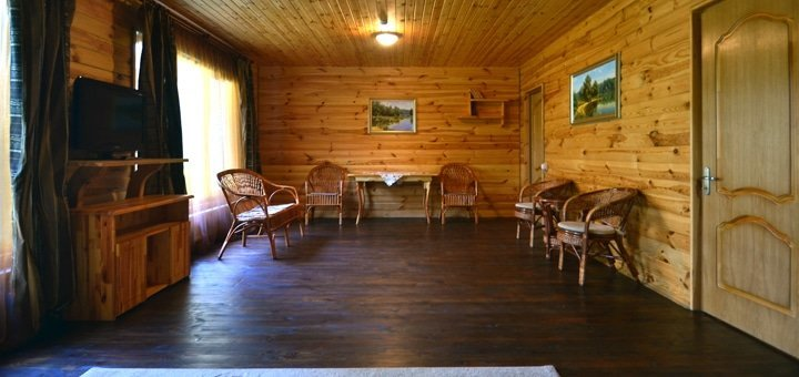 Отличный отдых для двоих или компании в загородном клубе под Киевом «Good Wood»