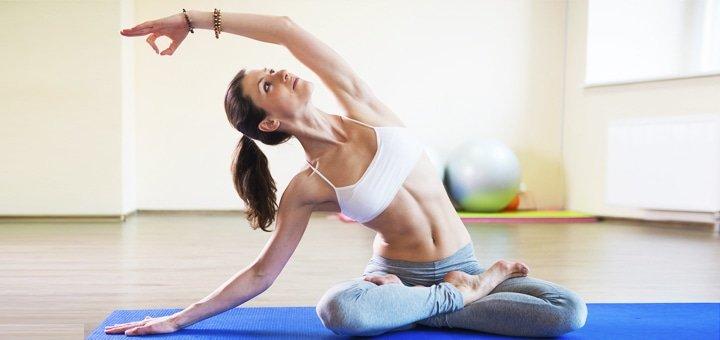 Скидка 30% на абонемент по йоге для взрослых от студии танца «Альфа денс»