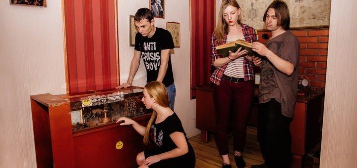Відвідування квест-кімнати «Тесла» для компанії до 4 осіб від «Escape Quest»