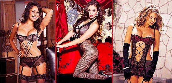 Удиви его на 8 Марта. Нижнее белье от интернет-магазина «modna.com.ua»!