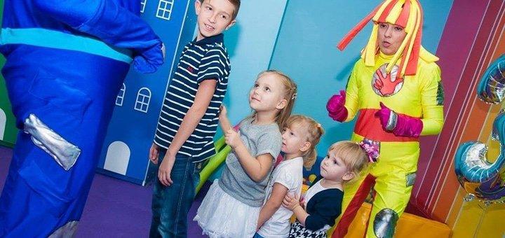 Проведение детского праздника или Дня Рождения длительностью 2 часа в центре «City Mums»