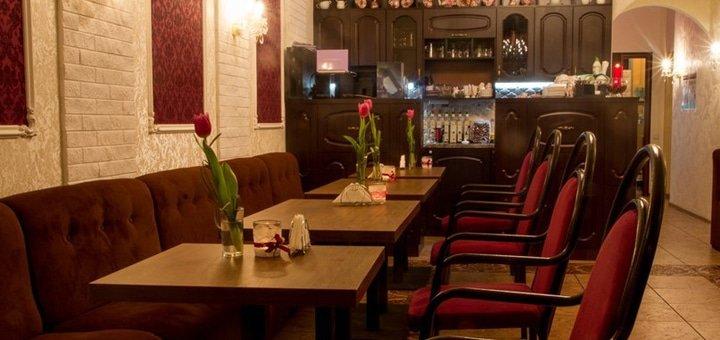 Унікальна знижка 20% при замовленні кава-брейку та особливих смаколиків у «Львівській кав'ярні»