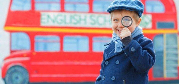 Скидка 50% на изучение английского языка для детей от 3 до 6 лет в детском центре «ТалантВилль»