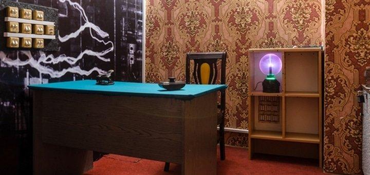 Посещение квест-комнаты «Опыты Тесла» от команды «Extremal-Quest»