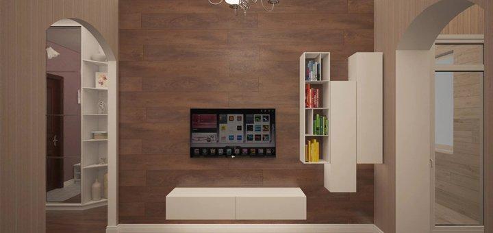 Индивидуальный дизайн-проект для дома от Design Studio «Krasevich design»