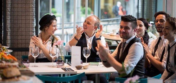 Скидка 25% на тренинг «PRO ресторанный бизнес» от «HR-Gelios»