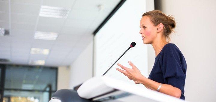 Красиво говорить - это искусство! Полный курс ораторского мастерства и искусства речи в «Бизнес образование от А до Я»!
