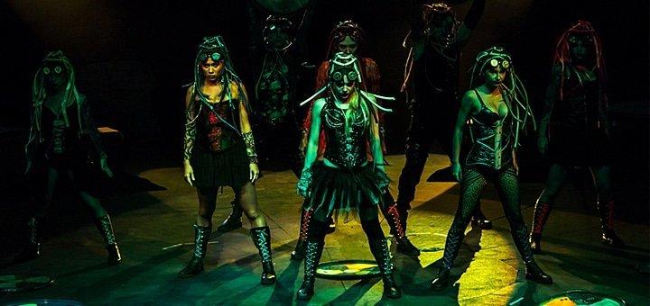 Самый масштабный цирковой проект в Украине! Шоу «Vivat» и «Madness» в цирке «Кобзов»!
